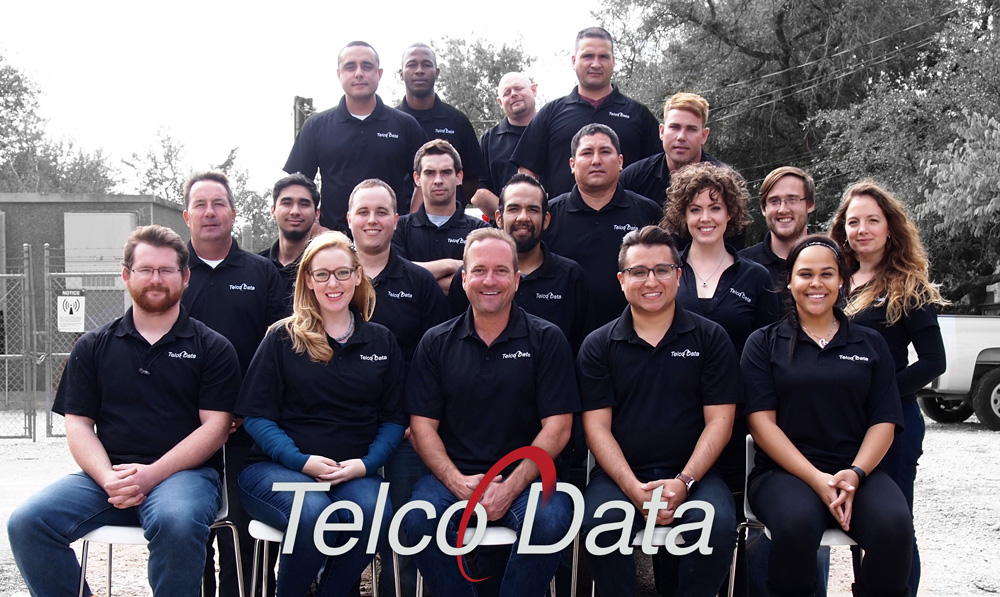 telco data team photo