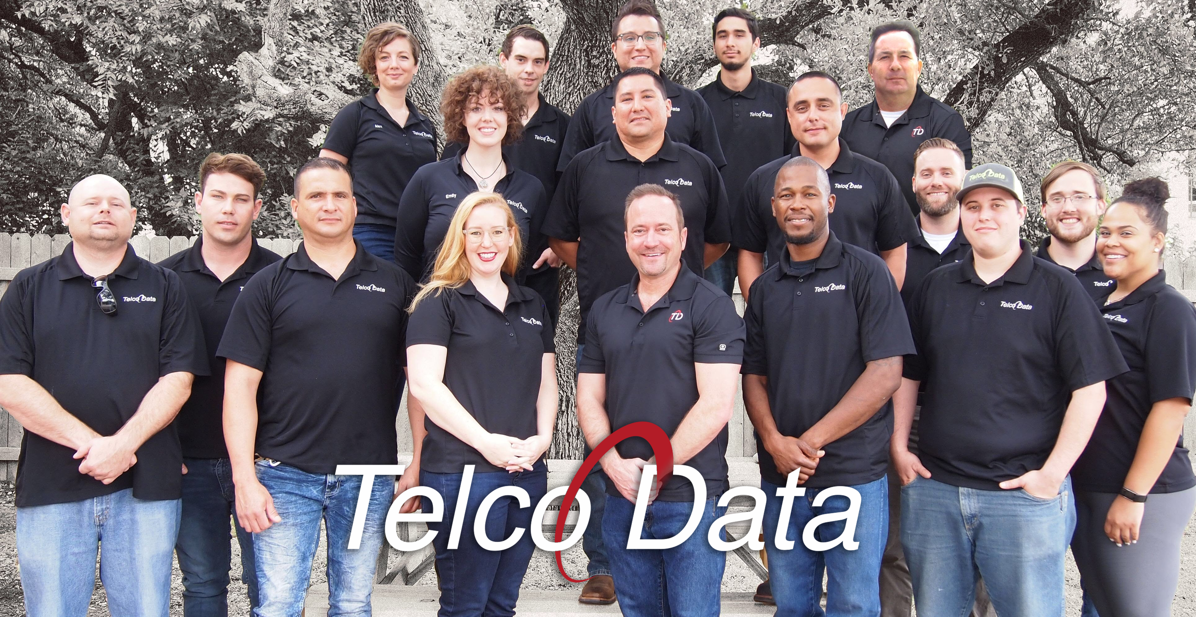 Telco Data Team Photo 2018