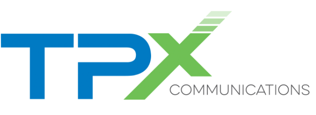 tpx communications logo