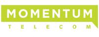 momentum telecom logo