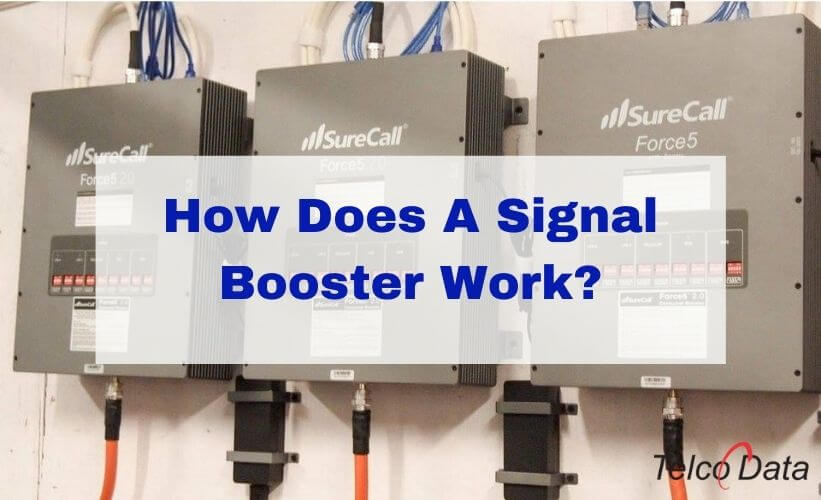 how does a signal booster work