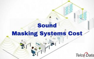 sound masking systems cost