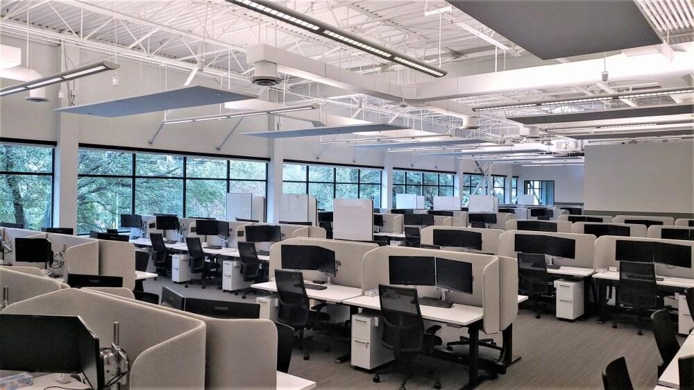 office workstation setup services