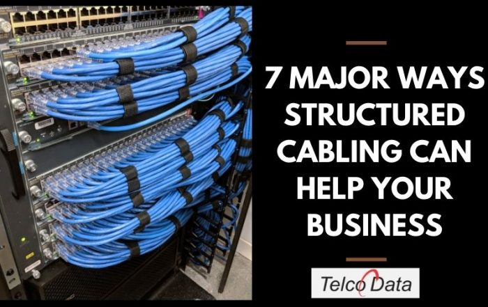 structured cabling can help your business