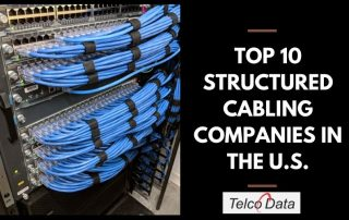 top structured cabling companies near me