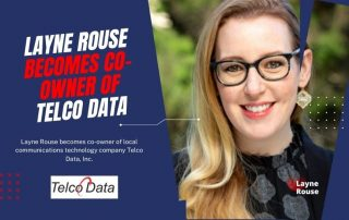 layne rouse becomes co owner of telco data
