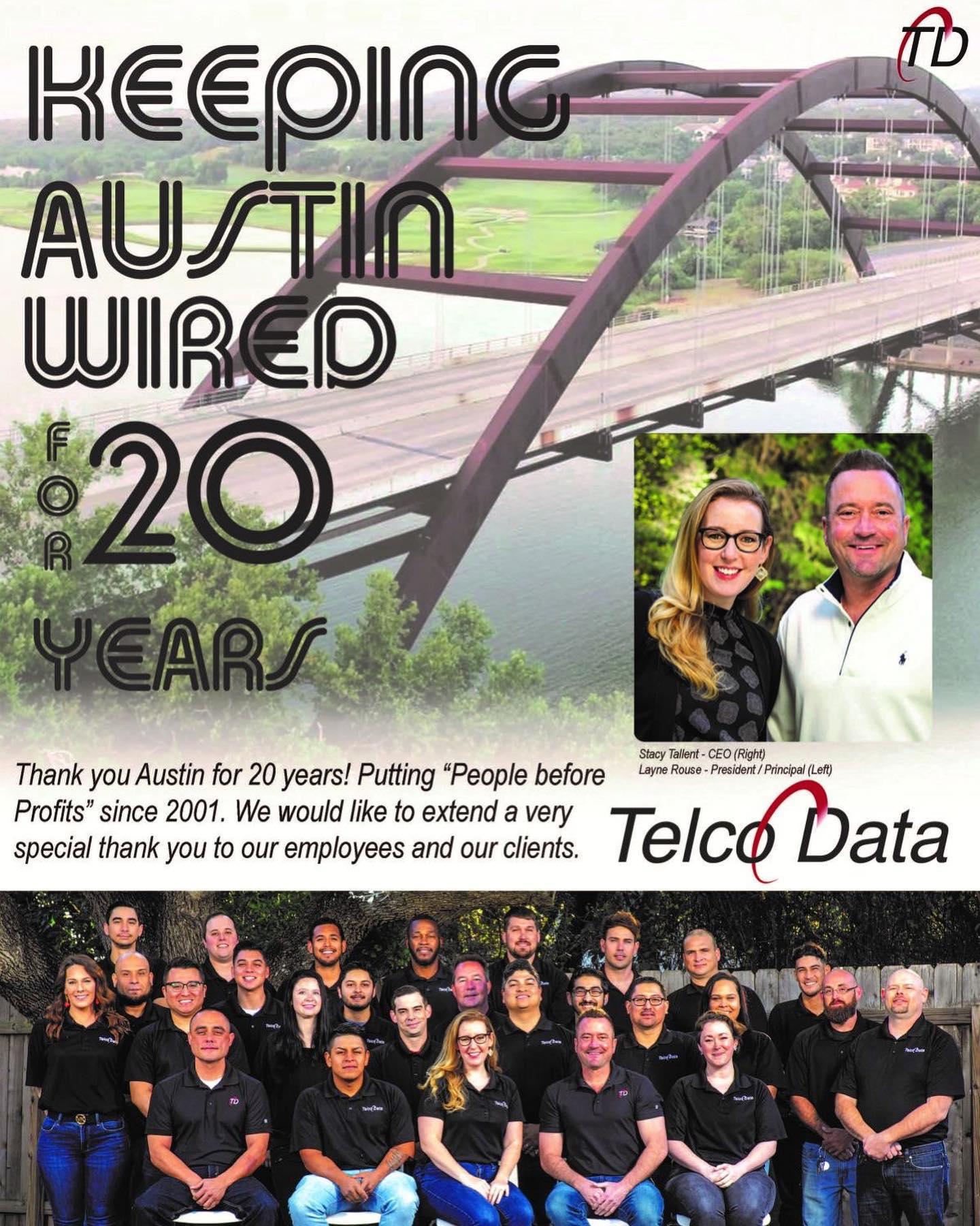 telco data 20 years