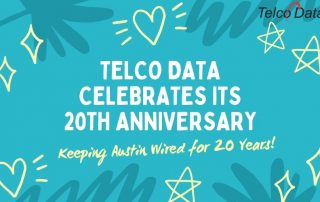 telco data 20th anniversary