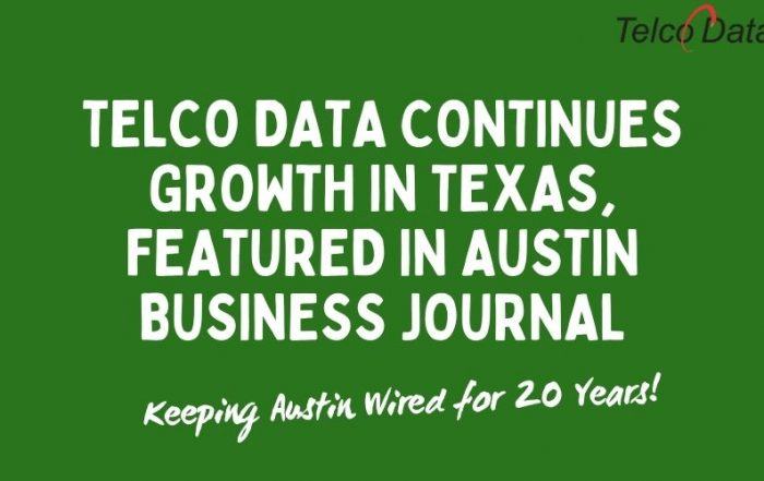 telco data featured in austin business journal