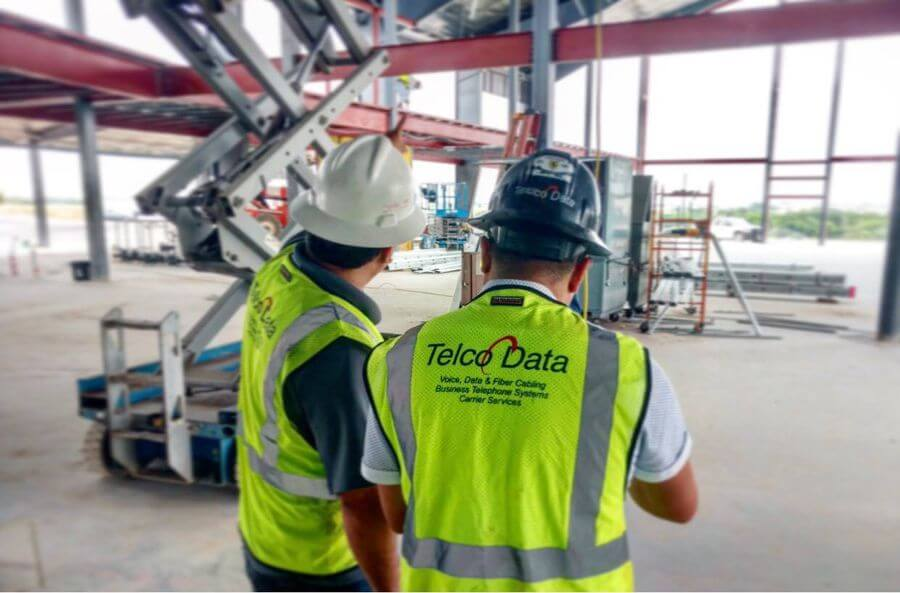 telco data team onsite
